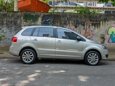 Volkswagen SplaceFox - Foto 9