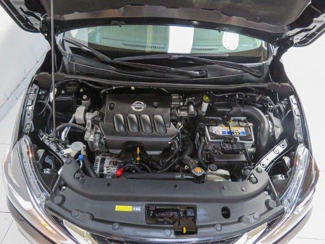 Nissan Sentra 2.0 S Flex Cambio CVT 2019 apenas 15.000 Km rodados  - Foto 17