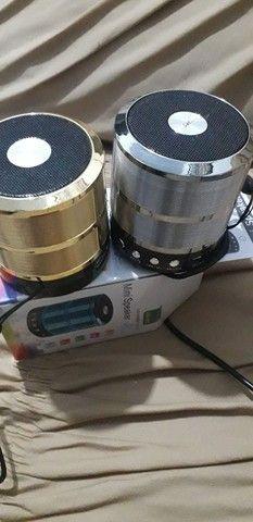 2 Caixinha de som por 30,00 - Foto 2