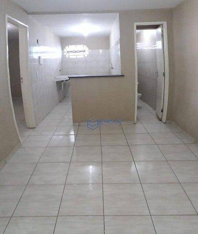 Casa com 1 dormitório para alugar por R$ 600,00/mês - Conjunto Ceará - Fortaleza/CE - Foto 7