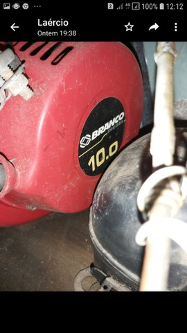Vendo bomba da água motor que puxa água do rio - Foto 2