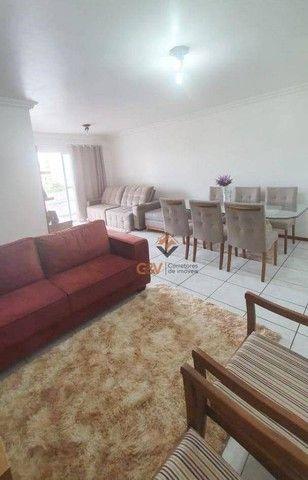 Apartamento com 3 dormitórios à venda, 97 m² por R$ 400.000,00 - Balneário - Florianópolis - Foto 2