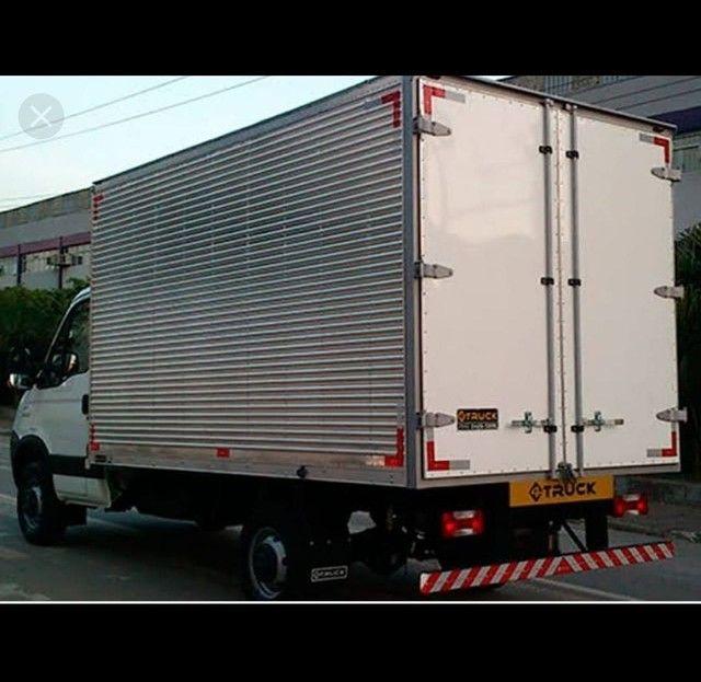Frete bau frete caminhão duf