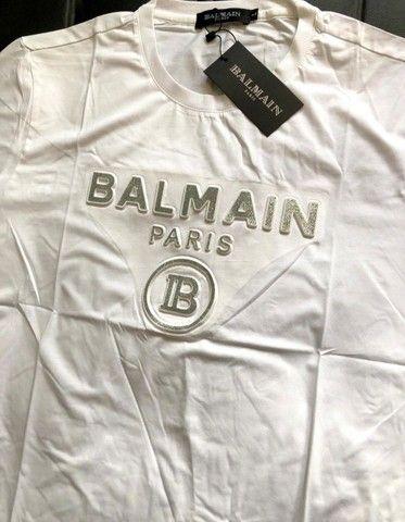 Camiseta BALMAIN - Foto 2