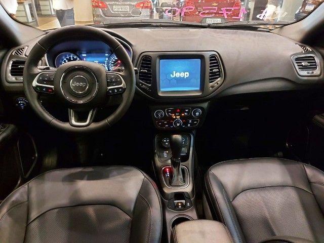 Jeep Compass 2.0 16V DIESEL LIMITED 4X4 AUTOMÁTICO - Foto 7