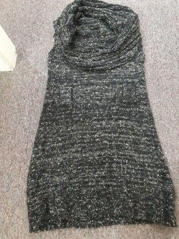 Colete blusa de lã tamanho 40 $20