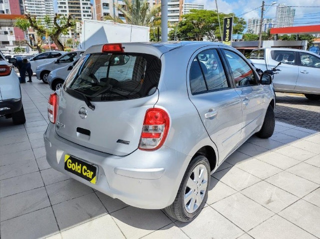 Nissan March SV 1.6 2013 - ( Padrao Gold Car ) - Foto 4