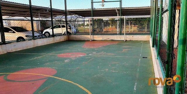 Apartamento à venda com 3 dormitórios em Parque amazônia, Goiânia cod:NOV236230 - Foto 19