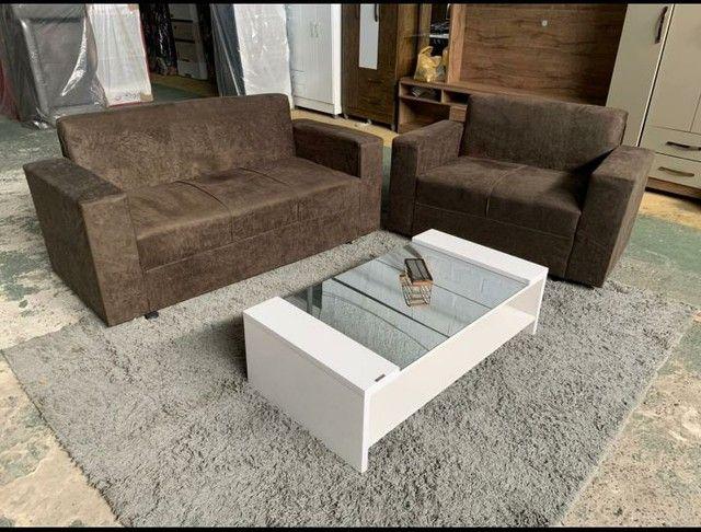 Sofa na promocao apenas R$529 direto da fabrica para voce! - Foto 2