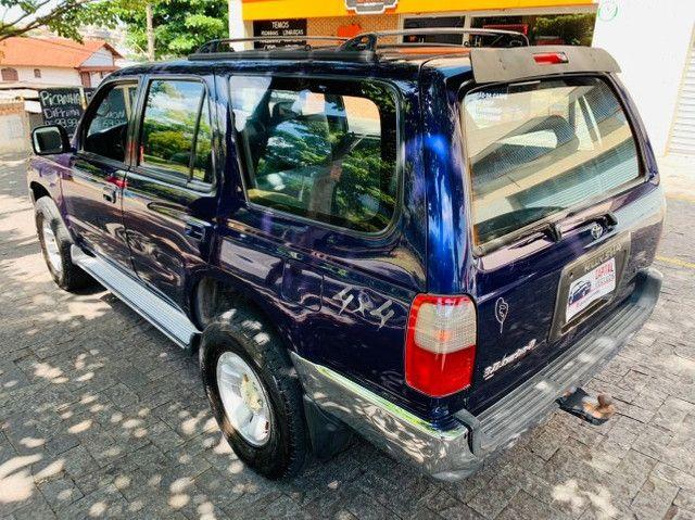 Hilux sw4 1997 mais nova do brasil - Foto 4