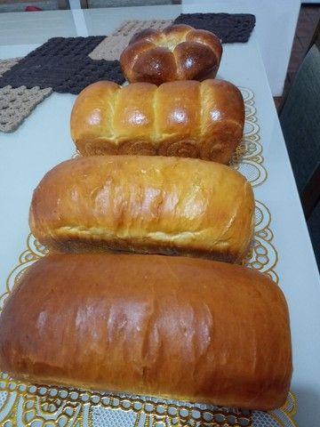 Pão caseiro com fermentação 100%natural - Foto 3
