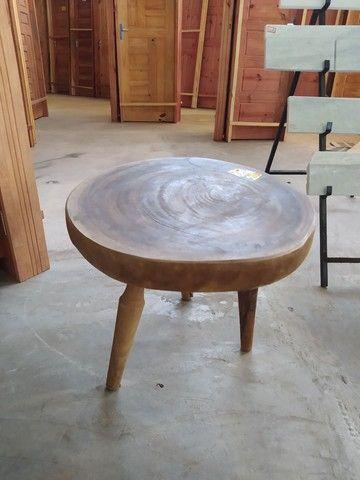 Mesa de centro rústica  - Foto 4
