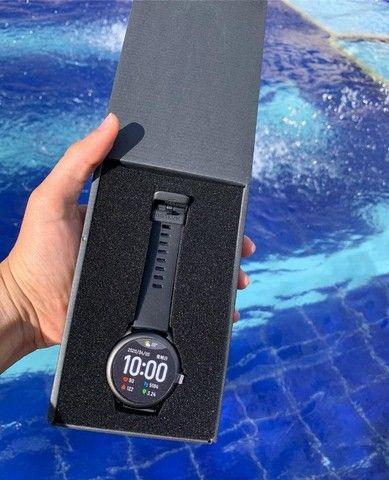 Relógio Smartwatch Haylou Solar Ls-05 - Foto 3