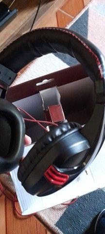 Fone ouvido headset  - Foto 2