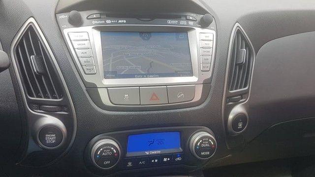 Hyundai IX35 GLS 2.0 AUT FLEX - Foto 12