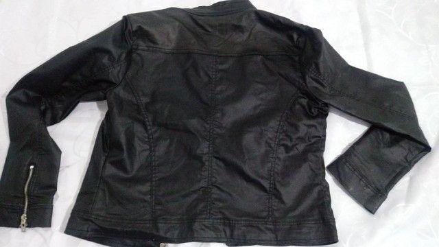 Jaquetas tecido confortável R$150,00 cada - Foto 3