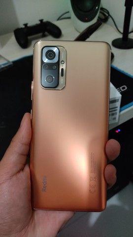 Xiaomi redmi note 10 pro 6/64 camera 108mp / bateria 5020mah / carregamento rápido 33w