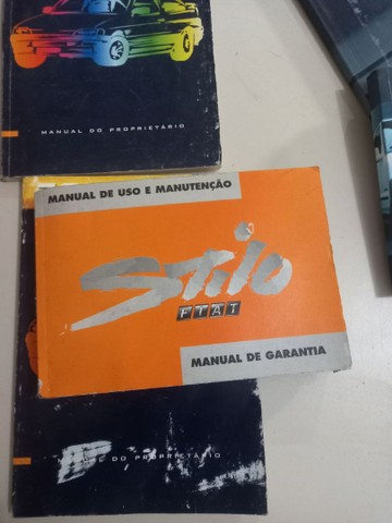 VARIOS MANUAIS DE CARRO MANUAL ORIGINAL - Foto 11