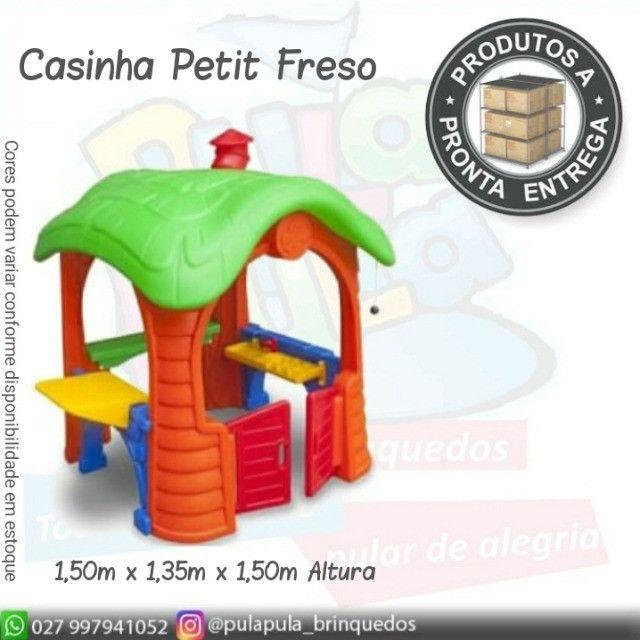 Gangorrinhas coloridas e Casinhas para sua área Kids - Foto 5