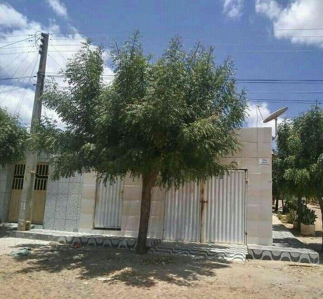 Vendo ou trocou essa casa localizada em Carnaubal-Ce - Foto 4