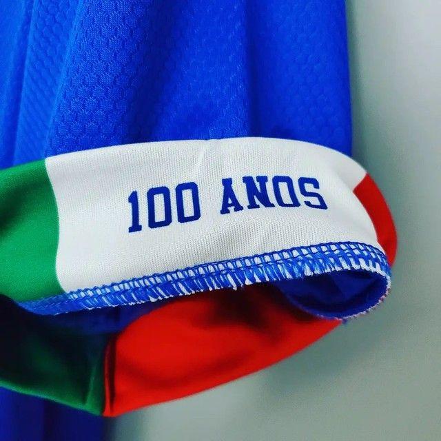 Camisa do Cruzeiro comemoração Premium - Foto 3