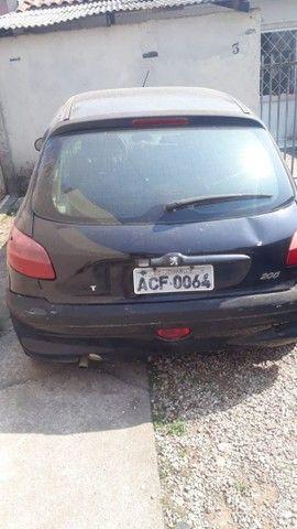 Peugeot 2003.  Motor travado - Foto 4