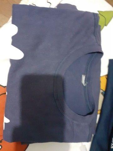 Camiseta marista azul