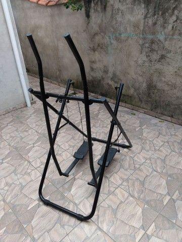 Vendo aparelho de exercícios $ 150,00 - Foto 4