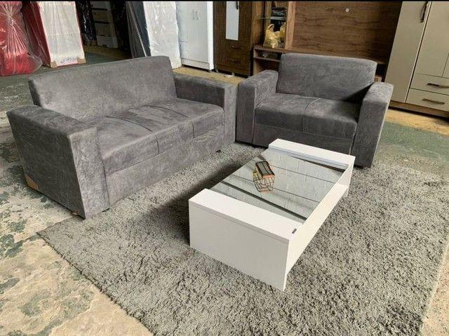 Sofa na promocao apenas R$529 direto da fabrica para voce! - Foto 6
