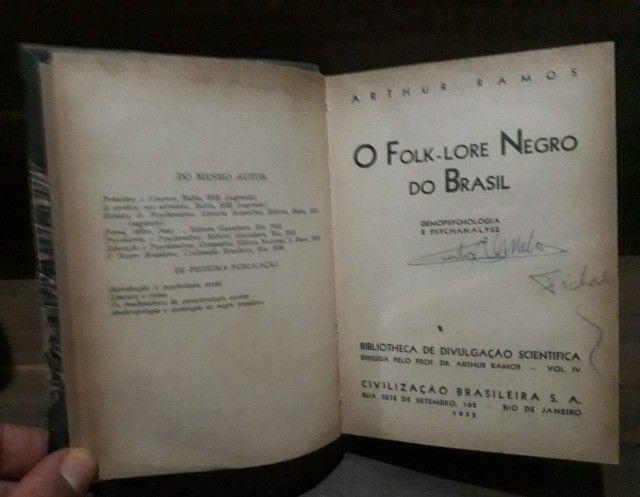 O Folk-Lore Negro do Brasil (Arthur Ramos)