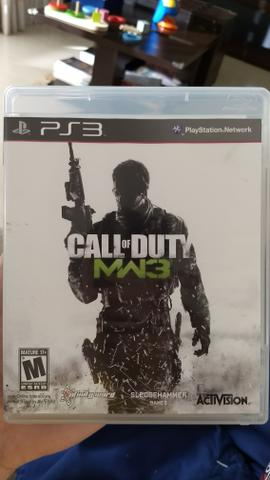Call of Dutty MW3 para PS3