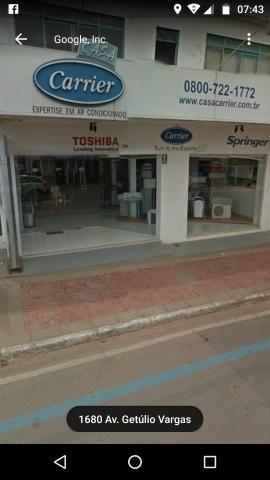 Aluguel de salão comercial