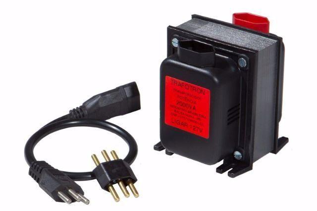 Premium Transformador 2000va Premium Uso Geral Geladeiras/Microondas/Ferro de Passar