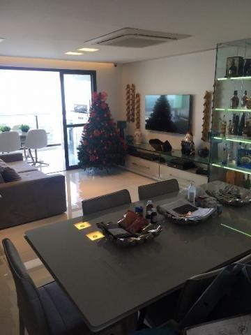 Le Parc, 140m, 3 Qts, 3 Suites, Luxo, Saiu na Revista da Florense, todo Supernanoglass