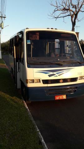 Vendo Micro ônibus Mercedes 814 - Foto 4