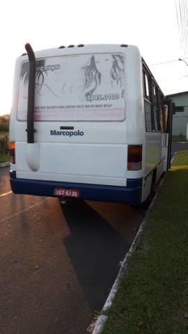 Vendo Micro ônibus Mercedes 814 - Foto 2