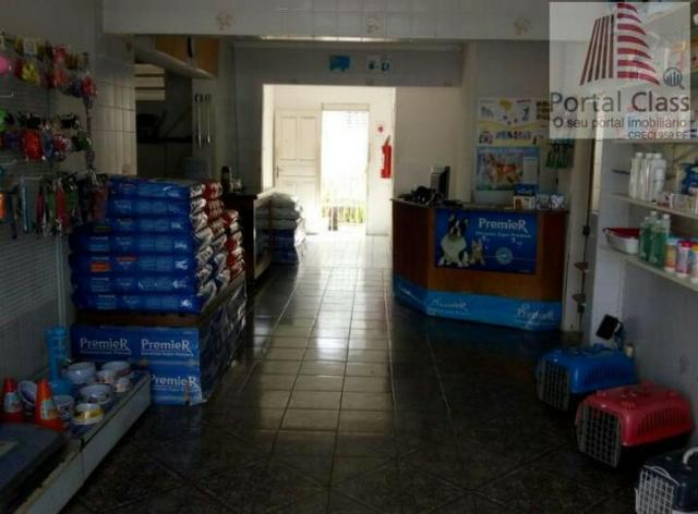 CÓD.: 1-043 Ponto Comercial + Casa por apenas R$ 500 mil na São José, Salgado Filho
