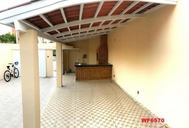 Casa duplex nova com 4 suítes, 3 vagas de garagem, 170m², sala 3 ambientes, Sapiranga - Foto 8