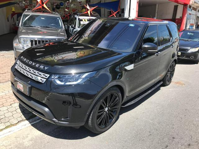 New discovery hse luxury