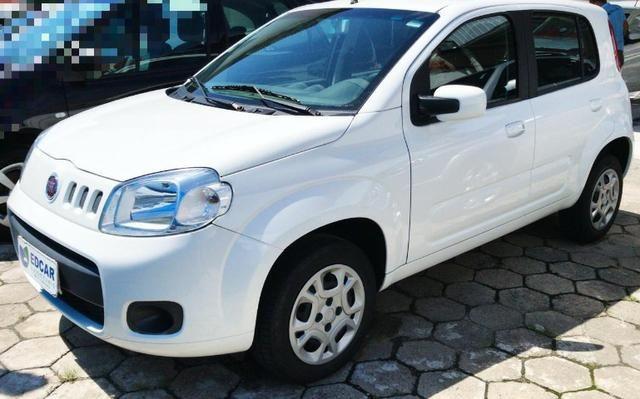 Fiat Uno Vivace 1.0 Completo 2015