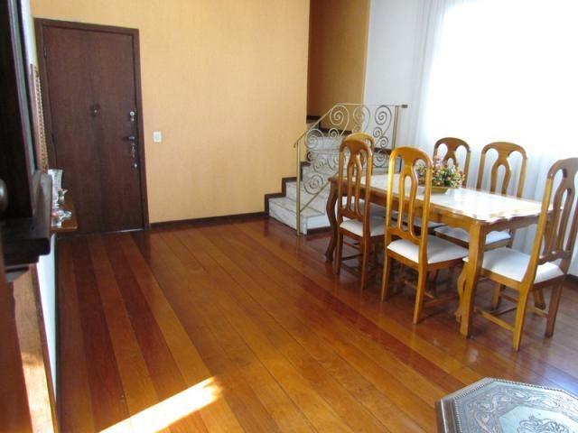 Cobertura à venda com 3 dormitórios em Caiçaras, Belo horizonte cod:2551 - Foto 3