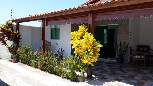 Barra Nova Casa 2/4, 1 suite, Área lazer compl. cond. fechado, Barra Nova, Marechal - Foto 4