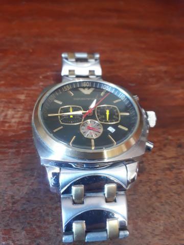 6523d6b7858 Relógio emporio armani - Bijouterias