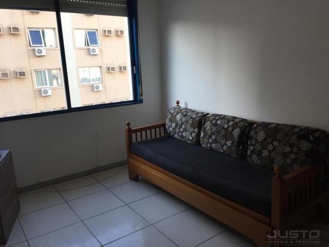 Apartamento à venda com 1 dormitórios em Centro, São leopoldo cod:11080 - Foto 2