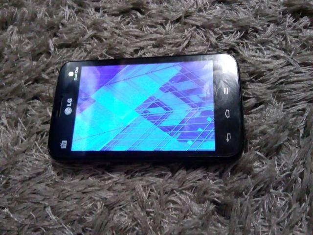 5a3615a8f LG Optimus L4 II Dual usado. - Celulares e telefonia - Irajá, Rio de ...