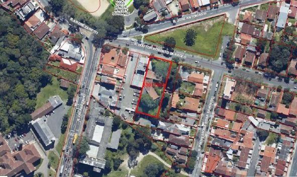 Terreno à venda no bairro mercês - Foto 3