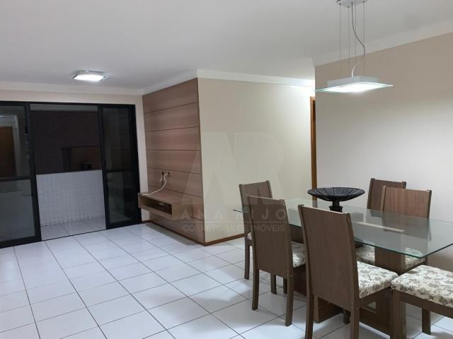Apartamento à venda com 3 dormitórios em Jatiúca, Maceió cod:380 - Foto 3