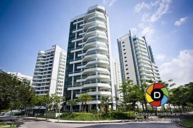 Apartamento à venda de 4 quartos no fontvieille na península, barra, rj. - Foto 17
