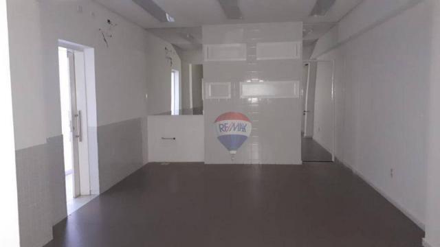 Ponto para alugar, 100 m² por r$ 2.200/mês - centro - juazeiro do norte/ce - Foto 2