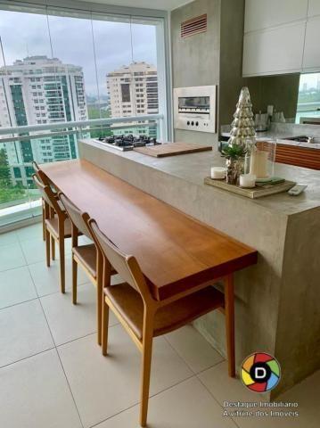 Apartamento à venda de 4 quartos no fontvieille na península, barra, rj. - Foto 2